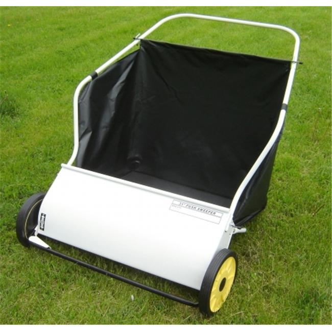 MWP B 319 31 inch Deluxe Push Lawn Sweeper