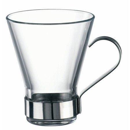 Bormioli Rocco Ypsilon 7.5 oz. Cappuccino Cup (Set of