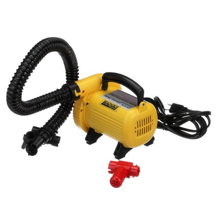 Seachoice 86989 Portable 120V Super Air Pump with 10-Foot Power Cord,, 2.5-PSI, For Boating and General