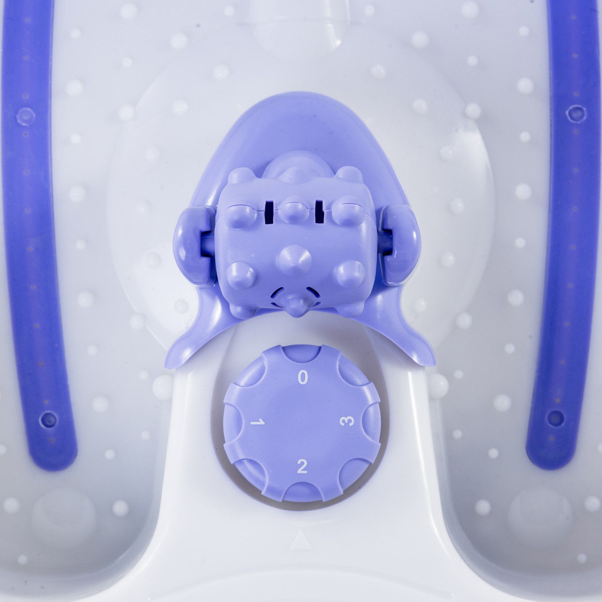Costway Electrical Foot Basin Tub Point Massage Home Use Therapy Machine Health Heating - image 1 de 9