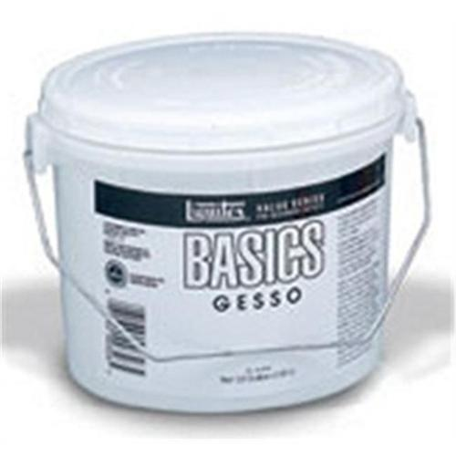 Art Supplies 104016 Basics Economy Gesso, Pint