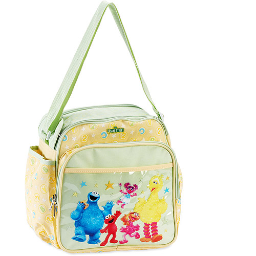 Sesame Street Mini Diaper Bag