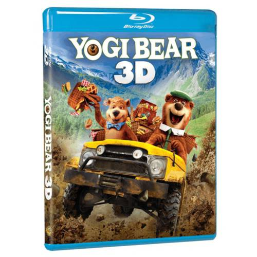 Yogi Bear (3D Blu-ray) (Widescreen)