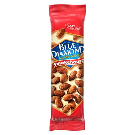 Blue Diamond Almonds, Smokehouse, 1.5 oz bags (12 Pack)
