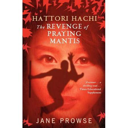 Hattori Hachi : The Revenge of Praying Mantis
