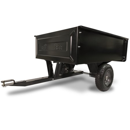 Agri-Fab, Inc. 350 lb. Steel Tow Behind Lawn and Garden Cart Model #45-03036