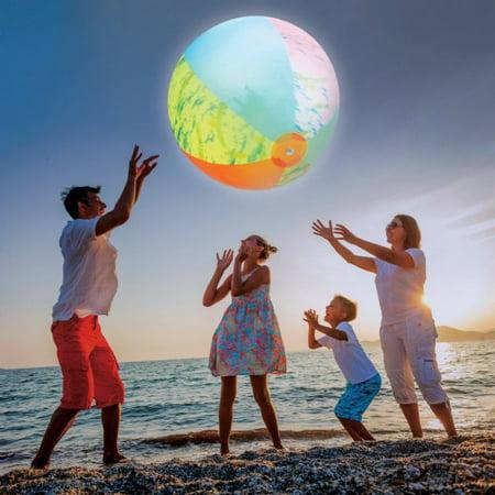 Light Up Beach Balls (48
