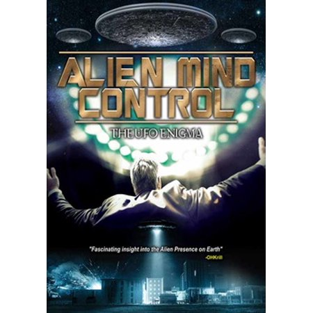 Alien Mind Control: The UFO Enigma (DVD)