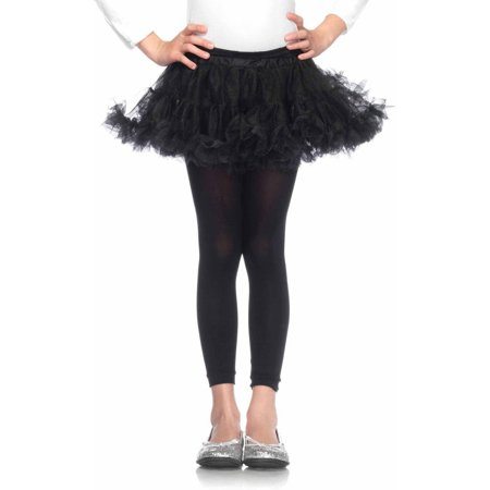 Leg Avenue Petticoats Child Halloween - Orange And Black Halloween Drink