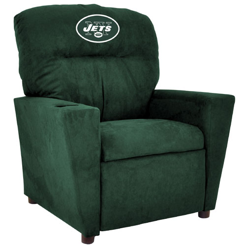 NFL New York Jets Team Kids Recliner