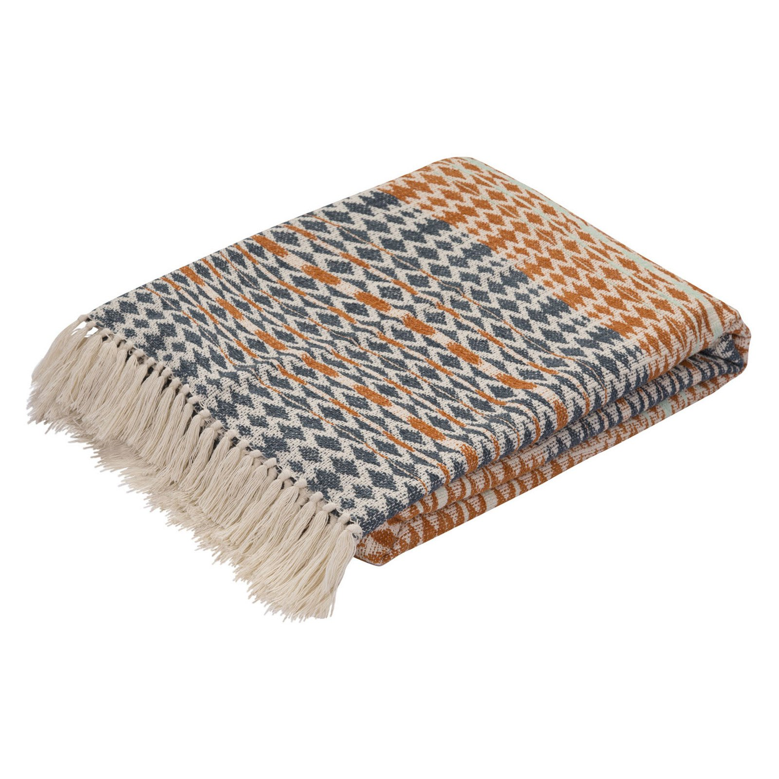 Jaipur Spirit Cotton Throw