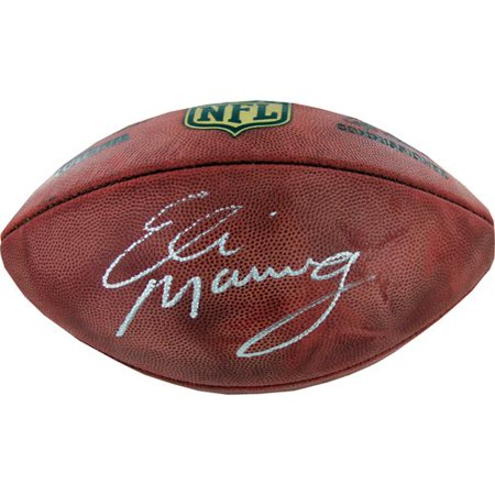 Steiner Sports Eli Manning Signed Duke Football