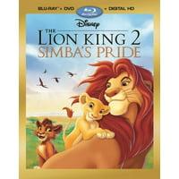 The Lion King 2: Simba's Pride (Blu-ray + DVD + Digital HD)