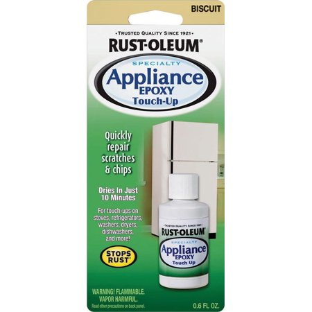 Rust-Oleum Appliance Touch Up Paint, Biscuit 203002