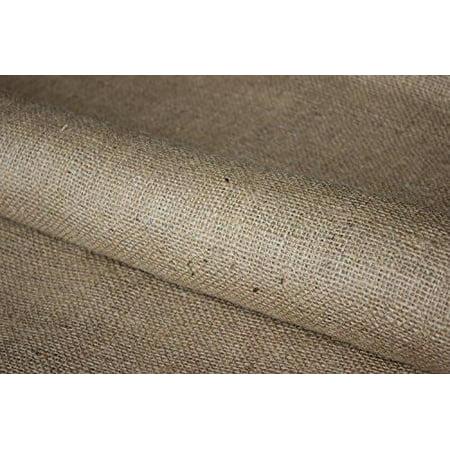 Decorator Fabric By Color - Burlapper Burlap Jute Fabric, 40 Inch x 5 Yards, 12 oz Decorator Quality