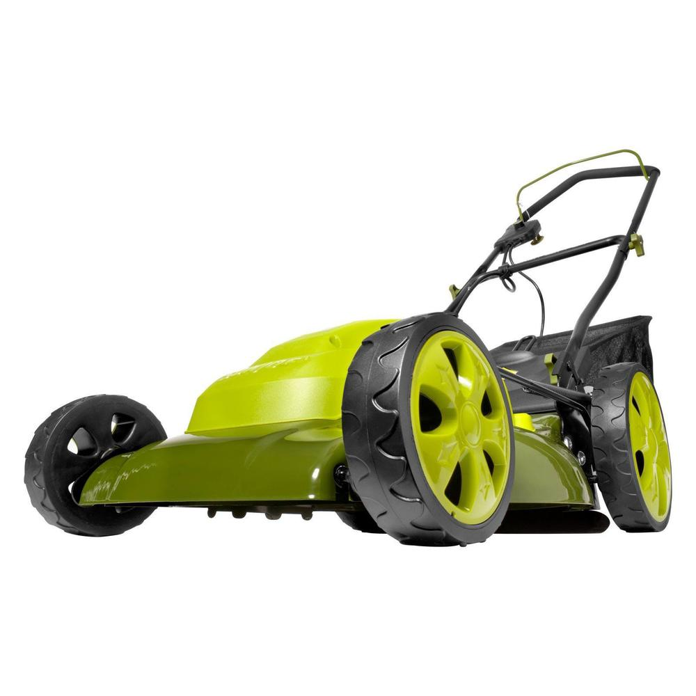 Sun Joe MJ408E Mow Joe 12 Amp 20 in. Electric Lawn Mower + Mulcher by Snow Joe LLC