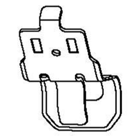 Black & Decker N365764 Hose Clip