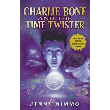 - Children of the Red King #2: Charlie Bone and the Time Twister - eBook