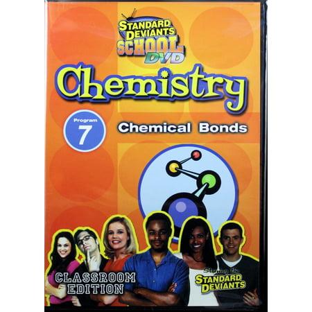 Standard Deviants School   Chemistry  Program 7   Chemical Bonds Dvd
