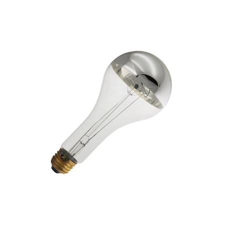 Replacement for 150/SBIF 150PS25/SB 150W SILVER BOWL E26 FROST replacement light bulb lamp