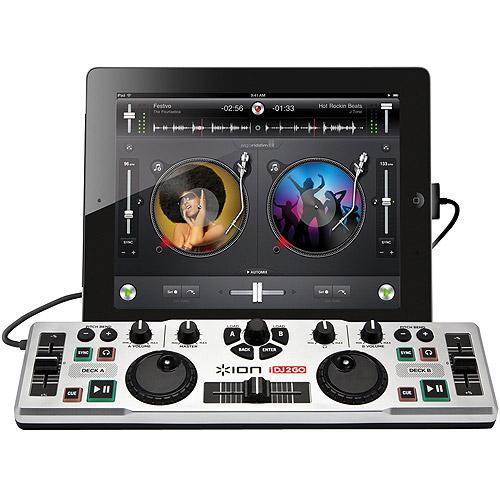 Ion Audio Idj 2 Go Dj System For Ipad, I