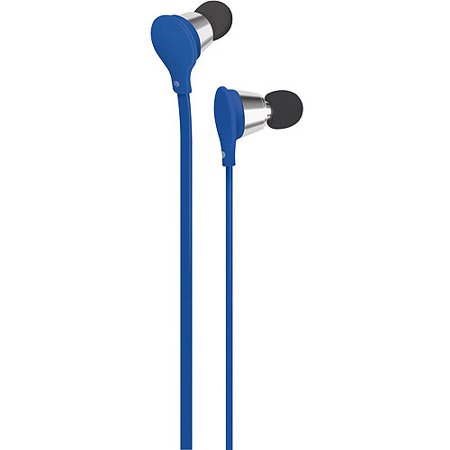 AT;T Jive Earbuds with In-Line Mic, Assorted Colors
