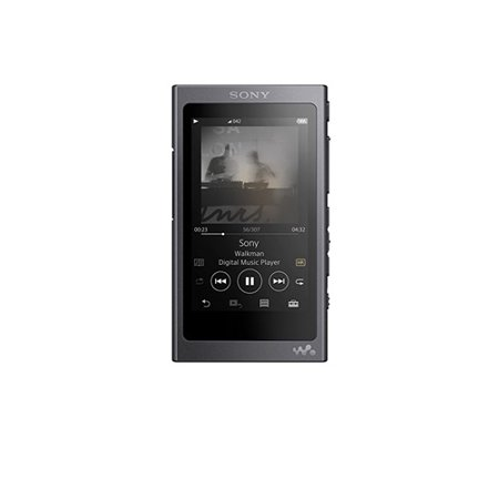 Sony Walkman NW-A45 - Digital player - 16 GB - grayish black (Sony Mp3 Player Waterproof)