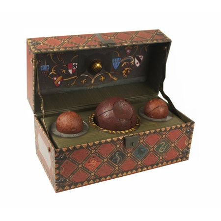 Harry Potter: Collectible Quidditch Set (Other)
