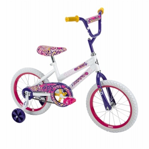 Huffy Bicycles 21816 So Sweet Bicycle, Girls', 16-In. by Huffy Bicycles