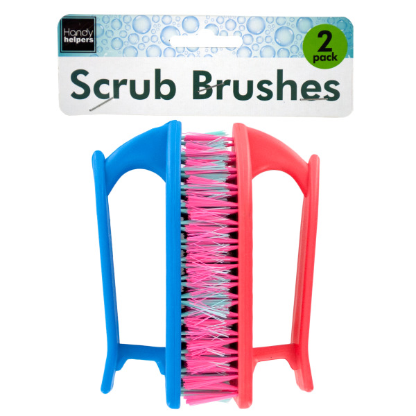 Scrub Brush Set (Pack Of 24)