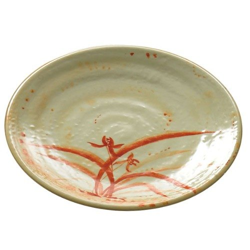 Gold Orchid 10 1/2 Inch Plate/Set of 12