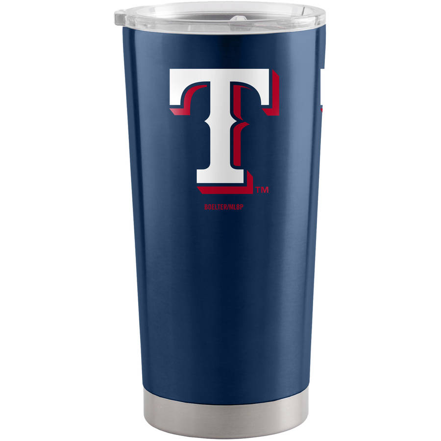 Boelter Brands 20 oz Texas Rangers Colored Ultra Tumbler