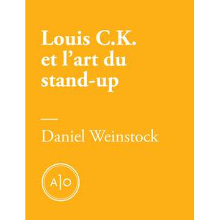 Pas de quoi rire : Louis C.K. et l'art du stand-up - eBook - Zayn Et Louis Halloween