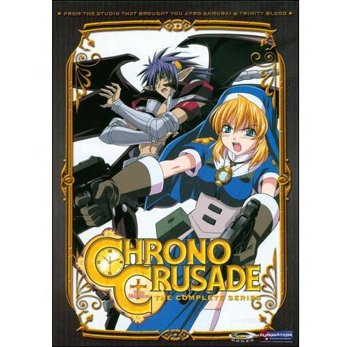 Chrono Crusade: The Complete Series (Full Frame)