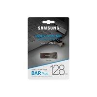 SAMSUNG 128GB BAR Plus Class 10 USB 3.1 Flash Drive - MUF-128BE4/AM