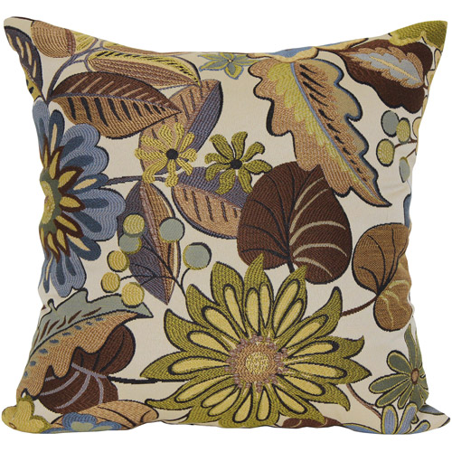 Better Homes and Gardens Cool Botanical Pillow
