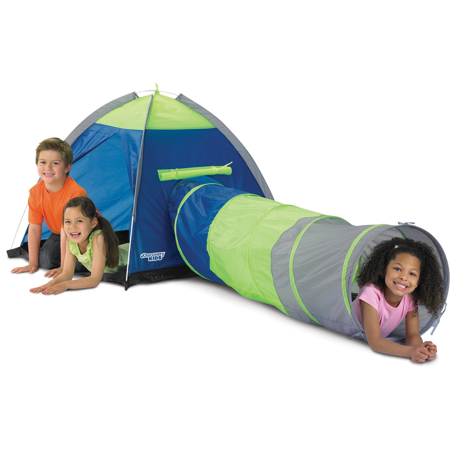 Discovery Kids Adventure Play Tent  sc 1 st  Walmart & Discovery Kids Adventure Play Tent - Walmart.com