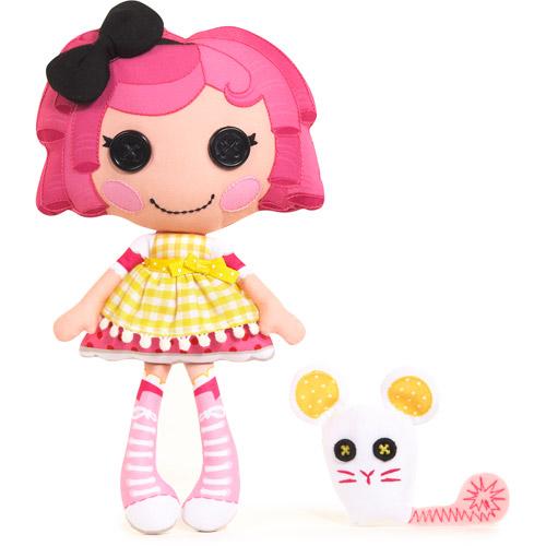 Lalaloopsy Crumbs Sugar Cookie Soft Doll