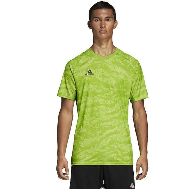 adidas Men's AdiPro 19 Goalkeeper Shortsleeve Jersey | DP3131