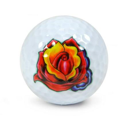 Nitro Nicks Under Ground Golf Balls, The