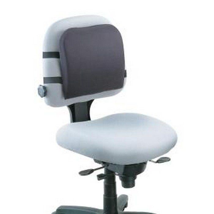 Acco Kensington 82025 Memory Foam Seat/Backrest Washable ...