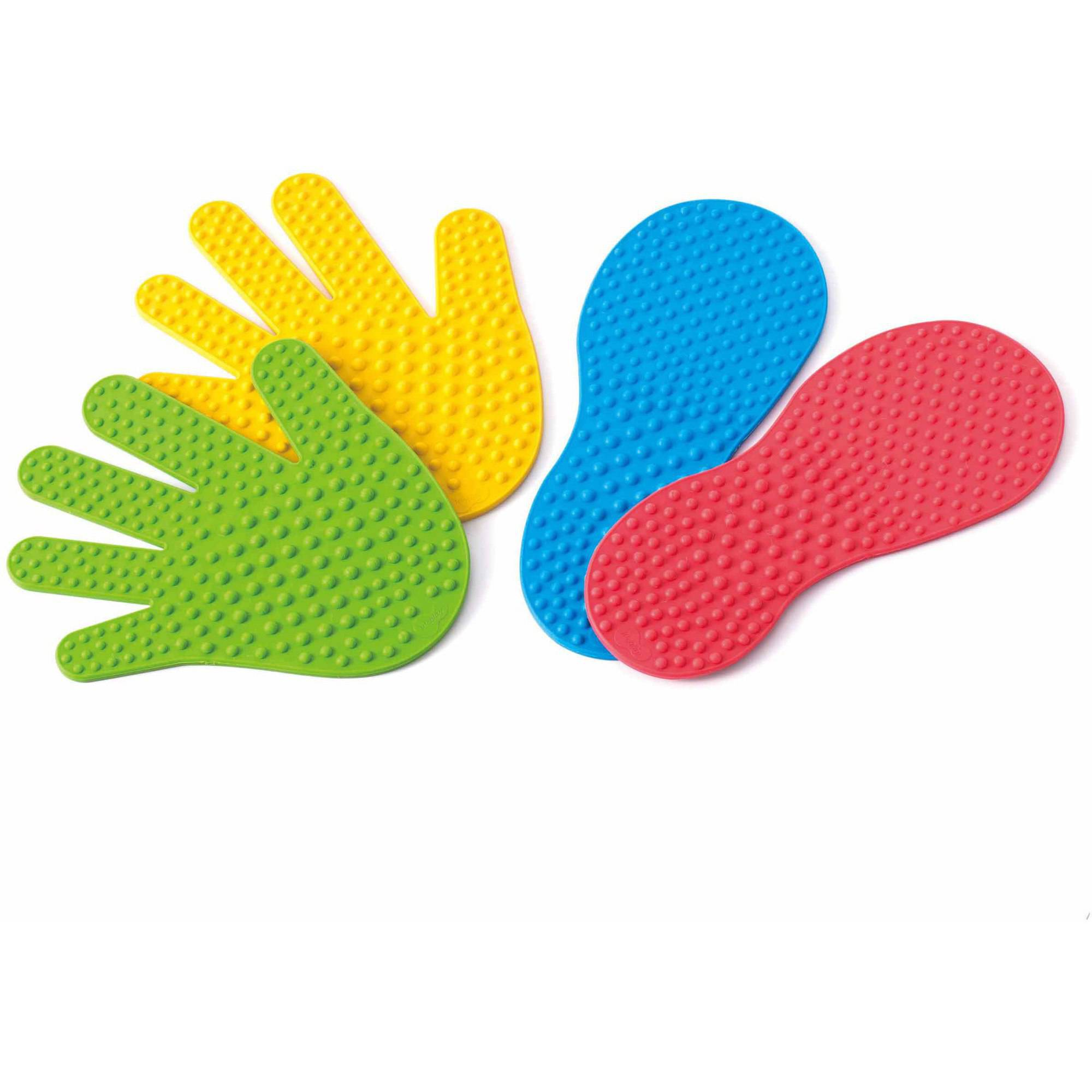 Weplay Fingerprint (6 Pairs) and Footprint (6 Pairs)