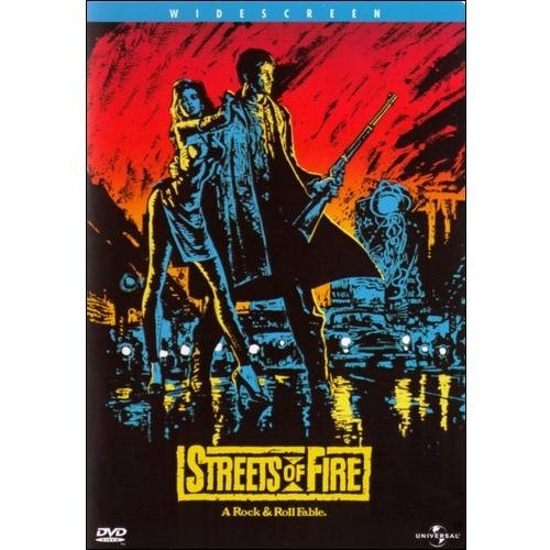 Streets Of Fire (Widescreen)