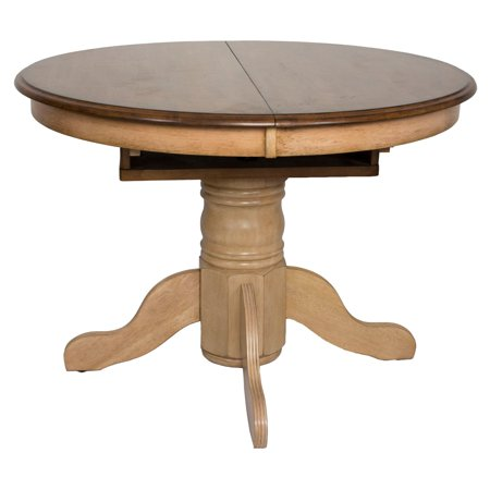 Sunset Trading Brook Round or Oval Extension Dining (Oval Extension Table)