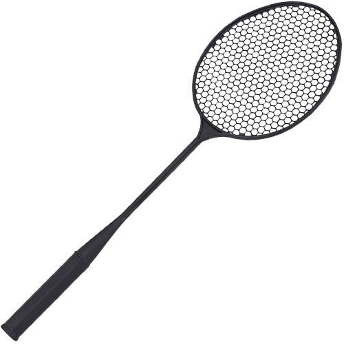 One-Piece Badminton Racquet
