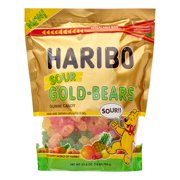 Haribo, Sour Gold-Bears, 25.6 Oz