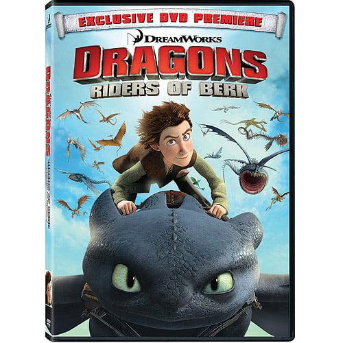 Dragons: Riders Of Berk (Exclusive DVD Premiere) (Widescreen)