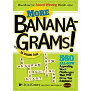 More Bananagrams! - Paperback