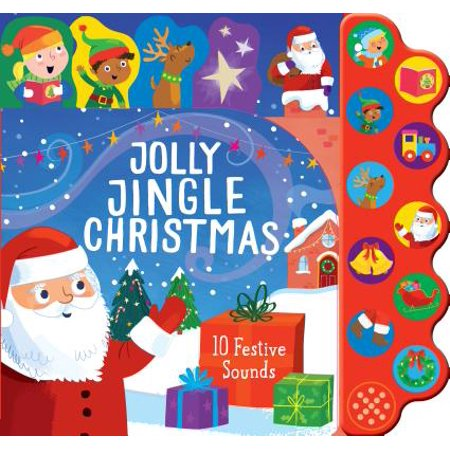 Jolly Jingle Christmas : 10 Festive Sounds](Festive Halloween Dinners)
