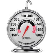 """Best Oven Thermometers - 2.36"""" Large Dial Oven Thermometer for Professional Review"""